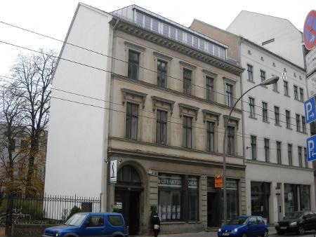 Das Brecht Haus in Berlin