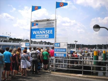 Anleger Fähren Wannsee